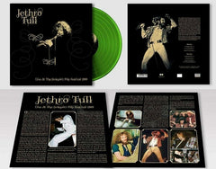 Jethro Tull - Live At The Newport Pop Festival 1969 [LP] Limited Heavyweight Green Colored Vinyl + Insert