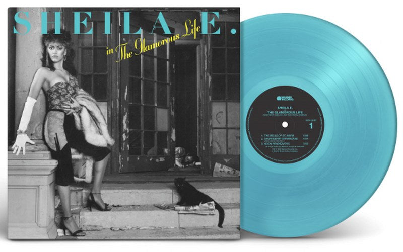 Sheila E. - The Glamorous Life [LP] (Teal Vinyl, limited to 2000)