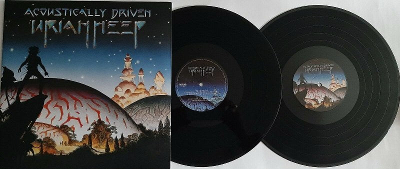 Uriah Heep - Acoustically Driven [2LP]