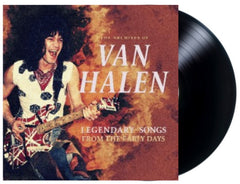 Van Halen - The Archives Of Van Halen: Legendary Songs From The Early Days [LP] Limited Edition vinyl