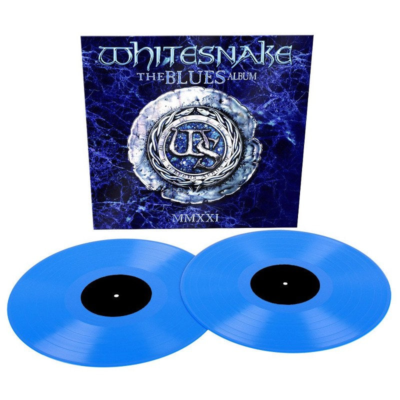 Whitesnake - The BLUES Album [2LP] (2020 Remix) Blue Colored Vinyl