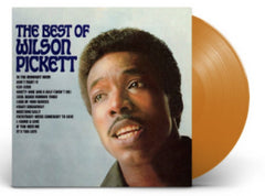 Wilson Pickett - The Best Of Wilson Pickett [LP] (Translucent Gold 180 Gram Audiophile Vinyl, limited)