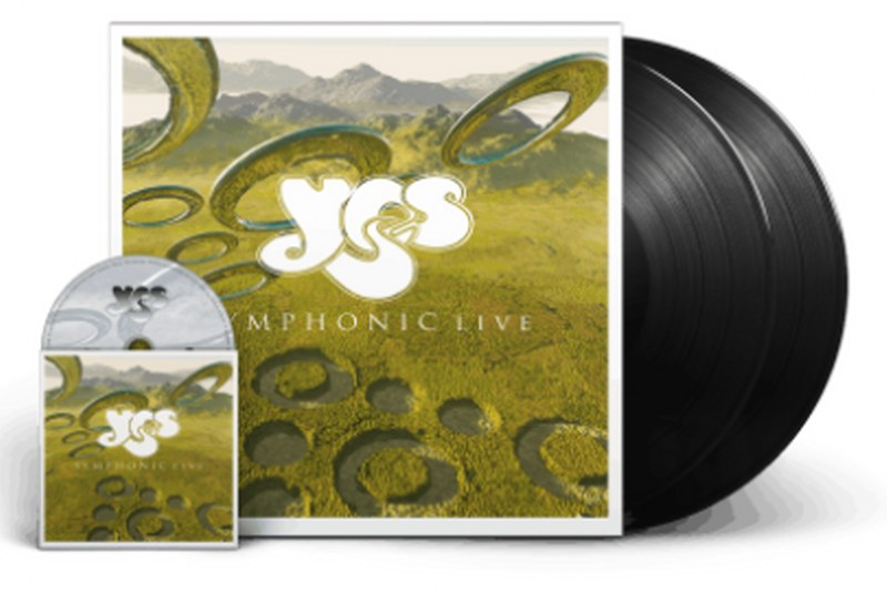 Yes - Symphonic Live [2LP+CD] Limited Edition