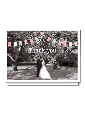 With Love Thank You Card