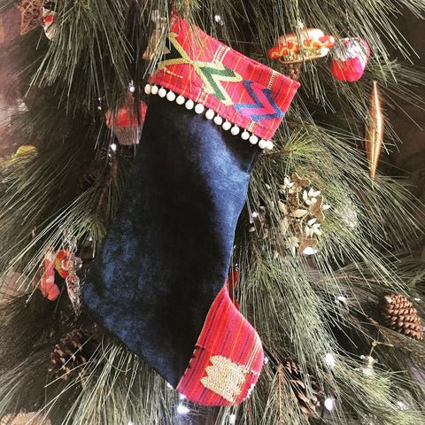 Guatemalan Christmas Stockings - The Loaded Trunk