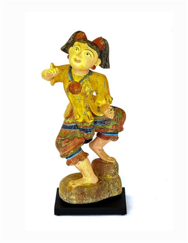 Vintage Burmese Statue No. 1 - The Loaded Trunk