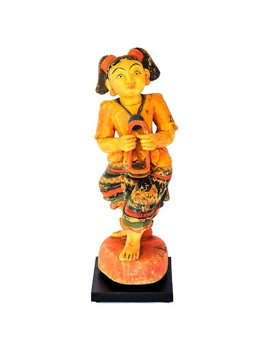Vintage Burmese Statue No. 2 - The Loaded Trunk