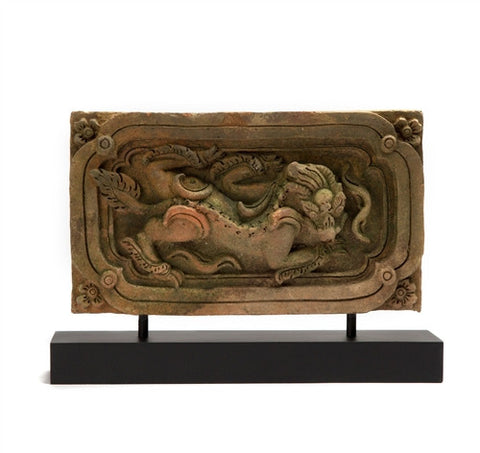 Terracotta Frieze No. 1 - The Loaded Trunk