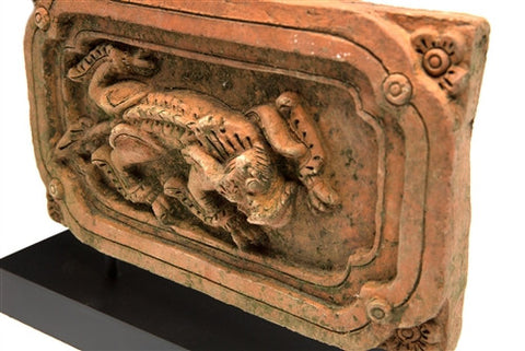 Terracotta Frieze No. 3 - The Loaded Trunk