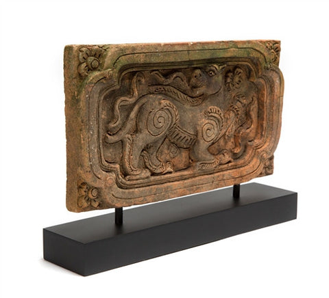 Terracotta Frieze No. 4 - The Loaded Trunk