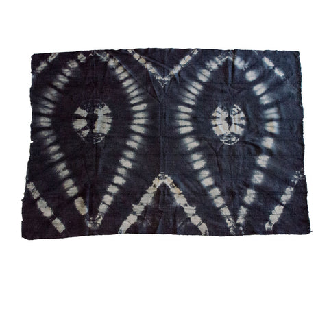 Tie Dyed Mud Cloth No. 2 - The Loaded Trunk
