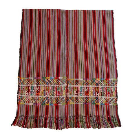 Maya Woman's Rebozo No. 4 - The Loaded Trunk