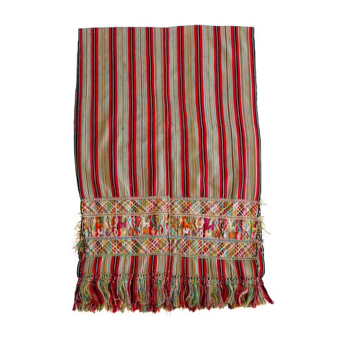 Maya Woman's Rebozo No. 2 - The Loaded Trunk