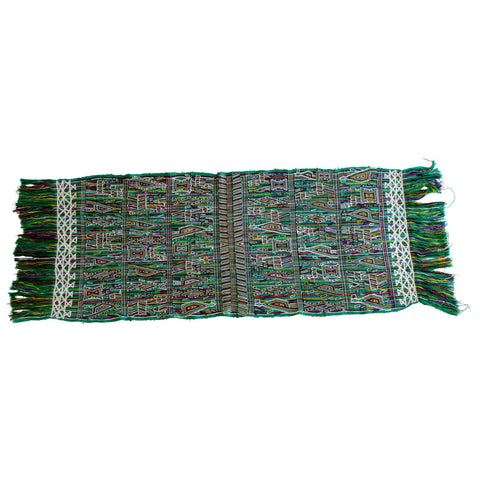 Maya Woman's Shawl No. 1 - The Loaded Trunk