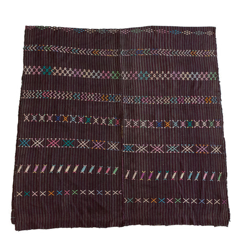 Guatemalan Corte/Vintage Skirt No. 4 - The Loaded Trunk