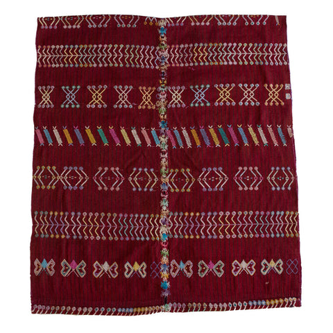 Guatemalan Vintage Skirt No. 4 - The Loaded Trunk