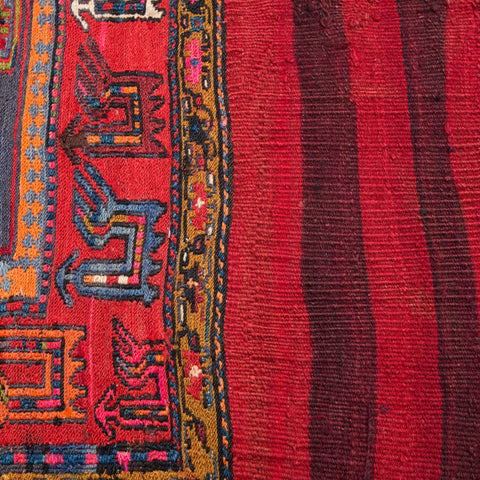 Vintage Tribal Rug No. 11 - The Loaded Trunk