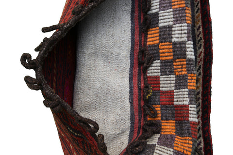 Tribal Donkey Saddle Bag - The Loaded Trunk