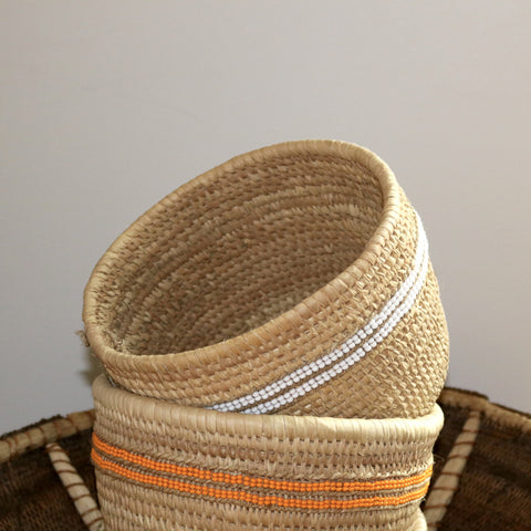 Nomadic Beaded Baskets - Kenya - The Loaded Trunk
