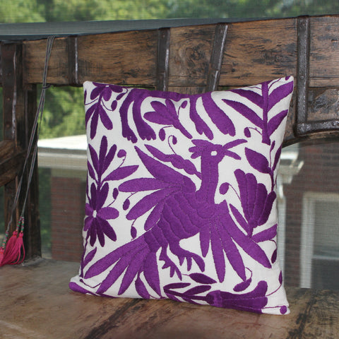 Otomi Pillows - Grape - The Loaded Trunk