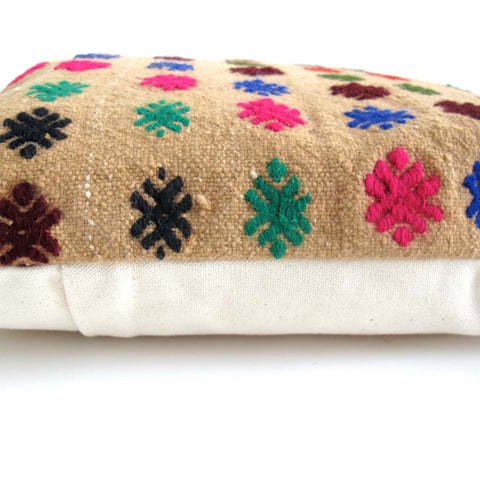 Traditional Kilim Pillow No. 1 - The Loaded Trunk