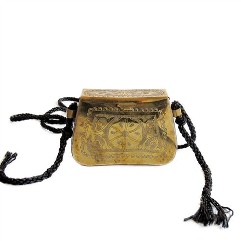 Vintage Moroccan Clutch No. 2 - The Loaded Trunk