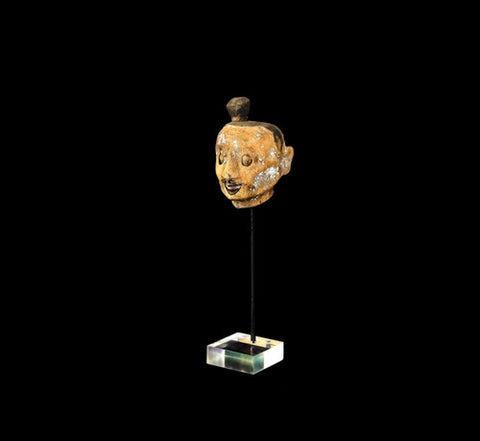 Burmese Puppet Head No. 4 - The Loaded Trunk