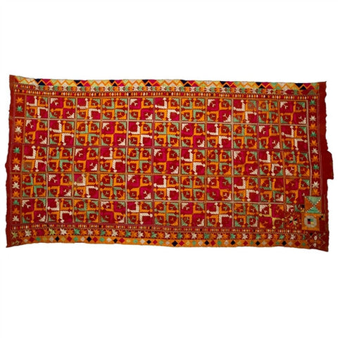 Phulkari No. 7 - The Loaded Trunk