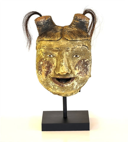 Burmese Puppet Head No. 5 - The Loaded Trunk
