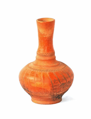 Terracotta Water Jar No. 1 - The Loaded Trunk