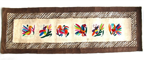 Mexican Otomi Paper Hanging No. 1 - The Loaded Trunk