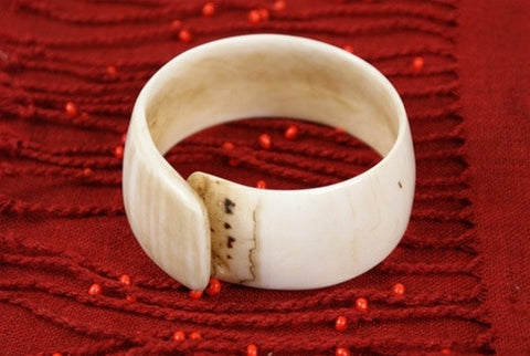 Vintage Shell Bracelet/Arm Piece No. 5 - The Loaded Trunk