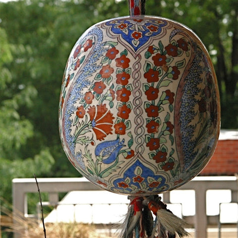 Turkish Ceramic Orb - The Loaded Trunk