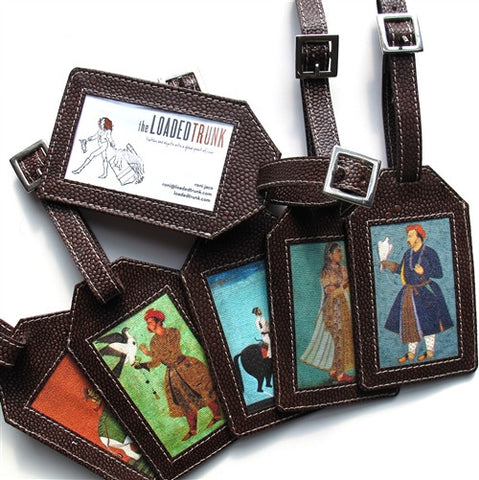 Luggage Tags - The Loaded Trunk