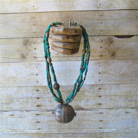 Necklace No. 3 - The Loaded Trunk