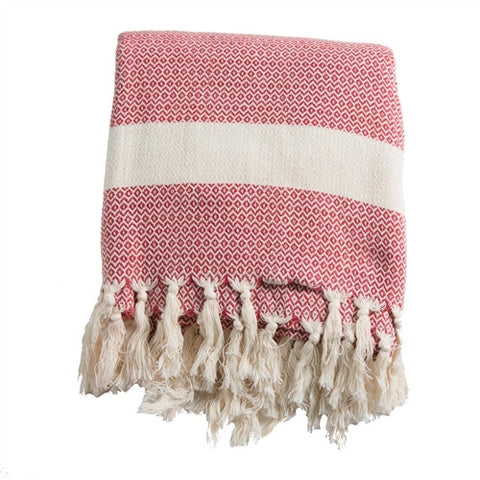 Turkish Hamam Towel No. 5 - The Loaded Trunk