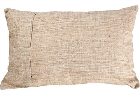 Vintage Dao Textile Pillow No. 1 - The Loaded Trunk