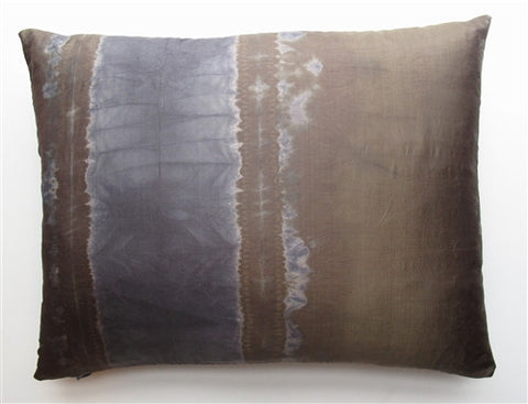 Silk Dupioni Pillow No. 1 - The Loaded Trunk