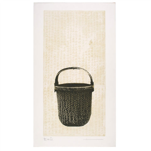 "Thai Etching ""Basket"" - The Loaded Trunk"