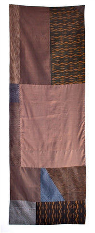 Silk Textile No. 12 - The Loaded Trunk