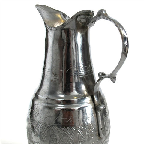 Tinned Copper Pitcher No. 13 - The Loaded Trunk
