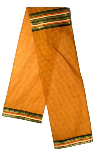 Indian Sari Runner No. 2 - The Loaded Trunk