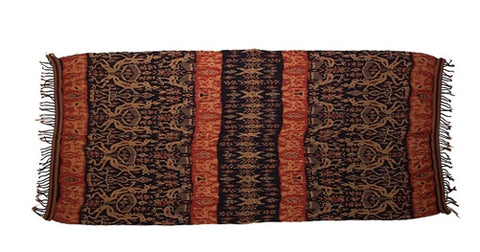 Indonesian Ikat No. 2 - The Loaded Trunk