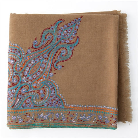 Pashmina Wrap No. 4 - The Loaded Trunk