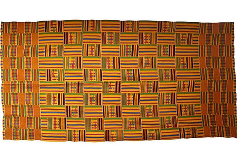 Kente Cloth - The Loaded Trunk