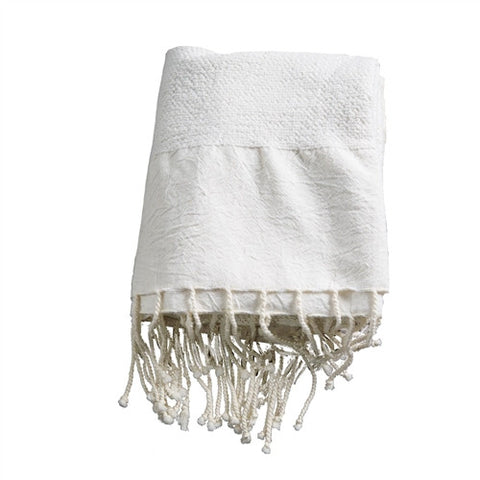 Turkish Hamam Towel No. 6 - The Loaded Trunk