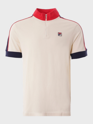 Fila Parrini Funnel Neck Zip Polo