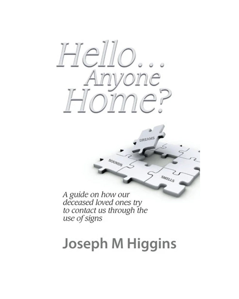 Hello...Anyone Home?      [Autographed Copy]