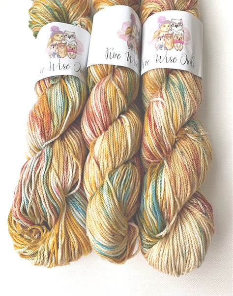 Five Wise Owls Yarns