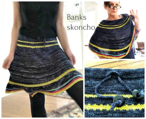 Banks skoncho pattern